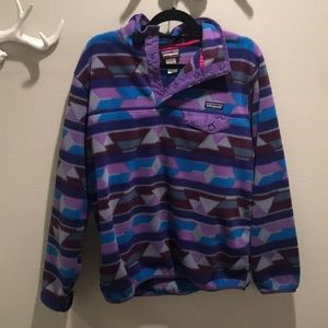 patagonia lightweight synchilla pullover
